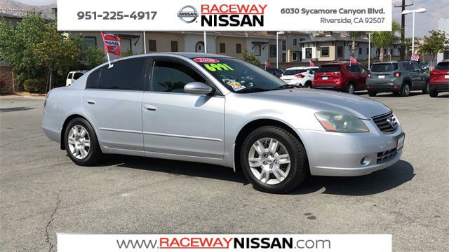 2006 Nissan Altima For Sale >> 2006 Nissan Altima 2 5 S